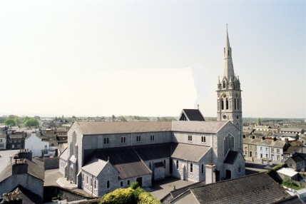 Church of the Assumption, Tullamore, County Offaly (1993)