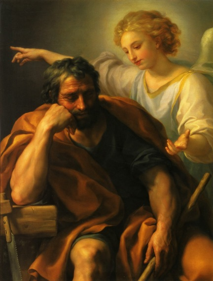 Sv. Josip - vjera