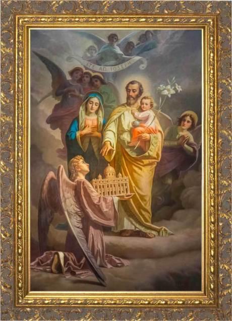 Sv. Josip - zaštitnik Crkve