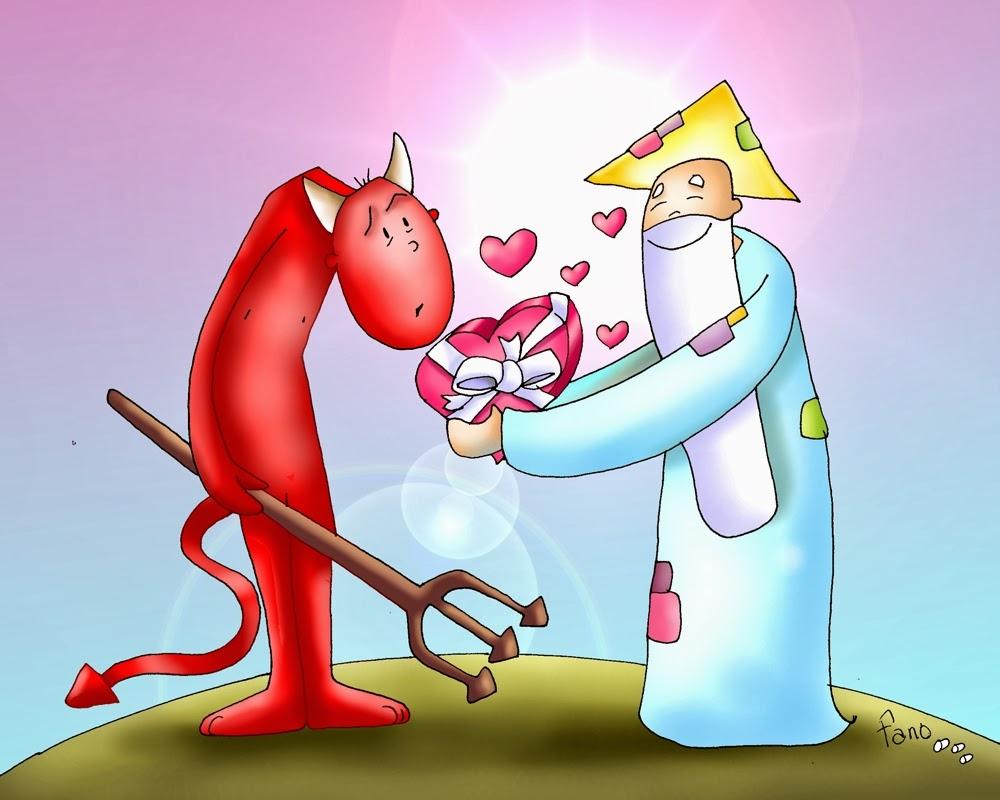Isus - Ljubi neprijatelje