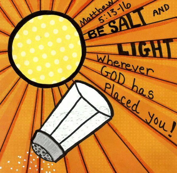 Isus - Svijetlo i sol
