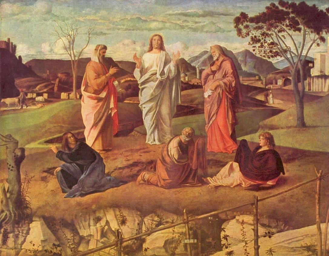 Isus - Preobraženje