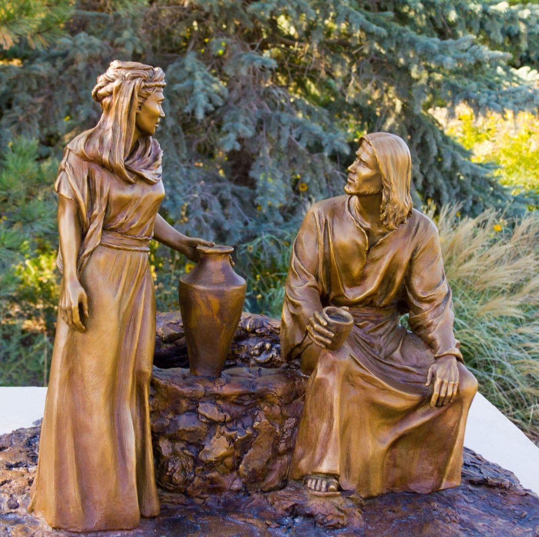 Isus - Samarijanka